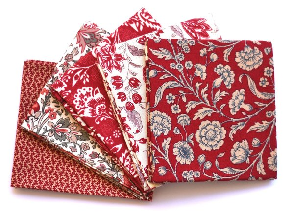 "Moda ""French General"" Fat Quarter Bundle, Artikelnummer 1634"