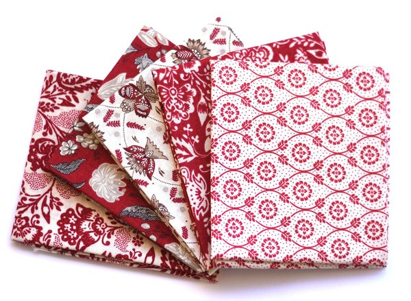 "Moda ""French General"" Fat Quarter Bundle. Artikelnummer 1640"