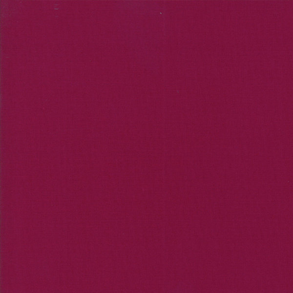 "Moda ""Bella Solids"" Boysenberry, Artikelnummer 1790"